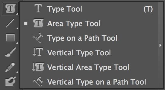 outils texte graphisme