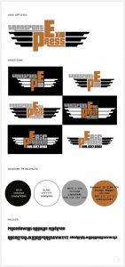 charte graphique logo branding