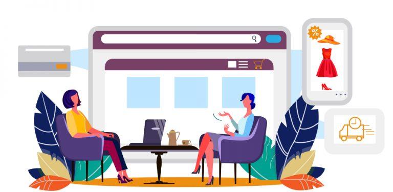 Demarrer son entreprise en ligne
