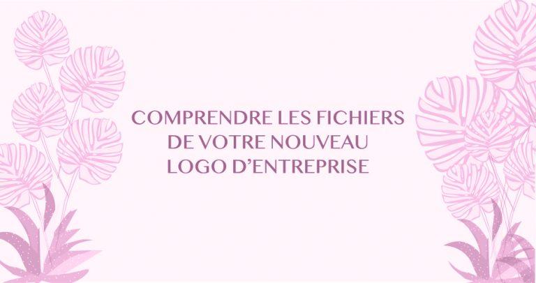 fichiers de nouveau logo